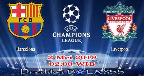 Prediksi Bola855 Barcelona vs Liverpool 2 Mei 2019