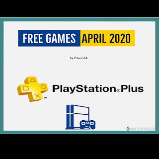 PS Plus free PS4 games April 2020