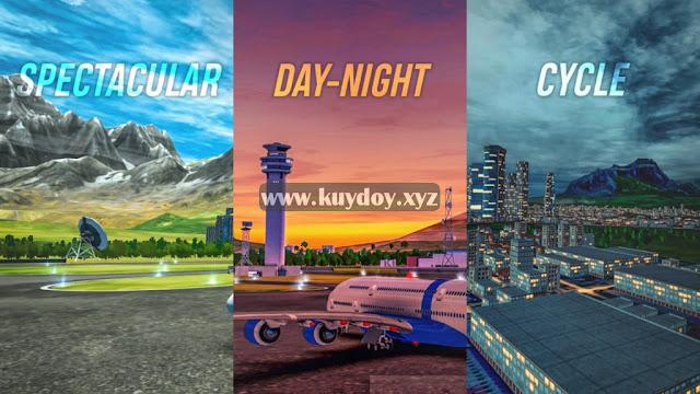 Game simulator Pesawat Terbang Terbaik 2019
