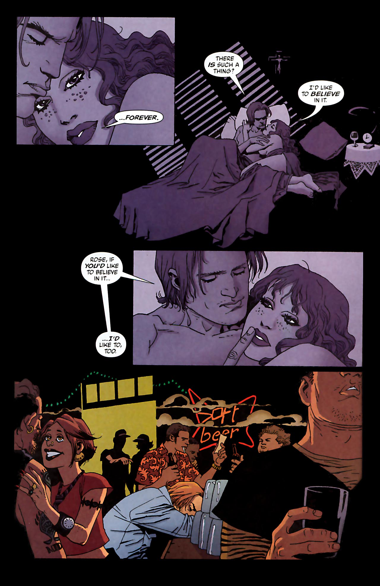 Read online 100 Bullets comic -  Issue #52 - 20
