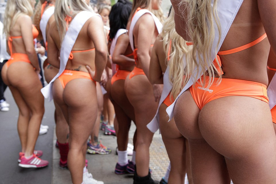 The 2016 Miss BumBum Contestants Are Hotter Than Ever