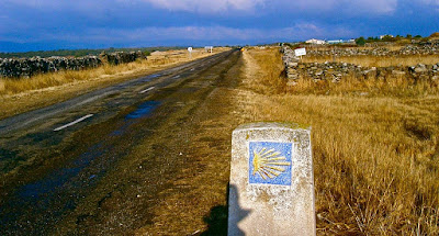 camino santiago ruta