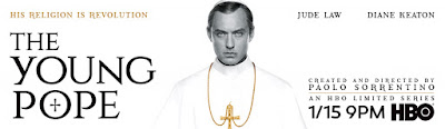 The Young Pope Banner Poster