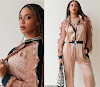 Beyonce set tongues wagging on Thursday when she shared a series of sultry shots of herself stunning in a polka dot jumpsuit