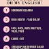 TIPS : EDISI 'GAMBARU' - OH MY ENGLISH!