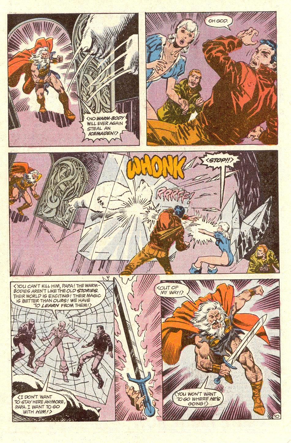 Read online Secret Origins (1986) comic -  Issue #33 - 41