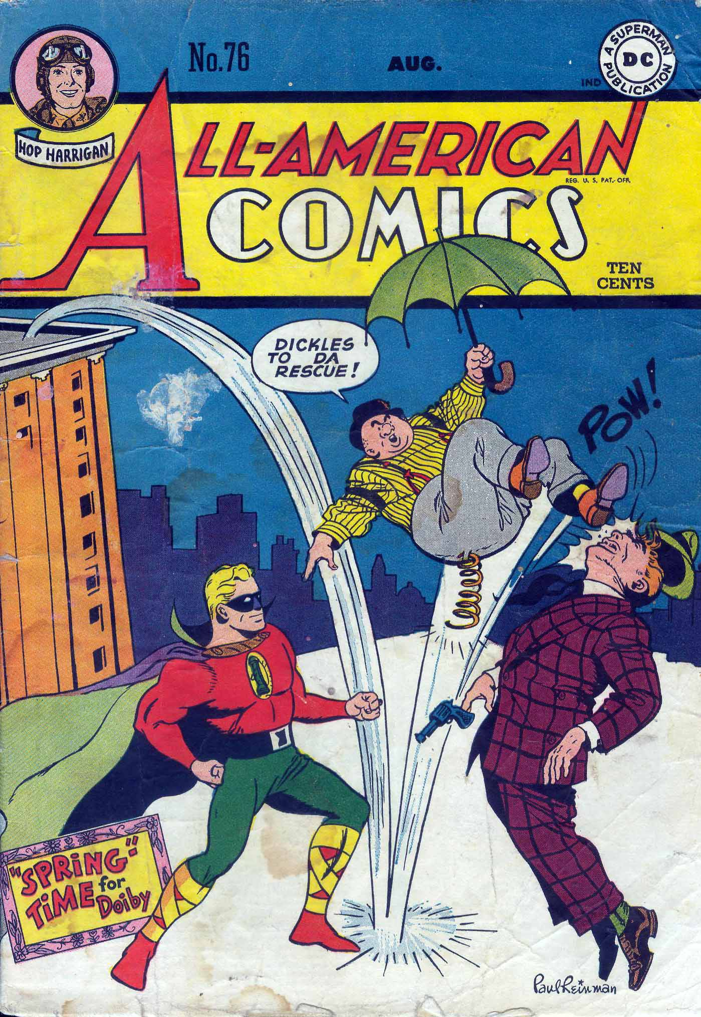 Read online All-American Comics (1939) comic -  Issue #76 - 1