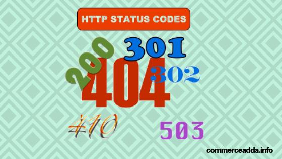 List of HTTP Status Code