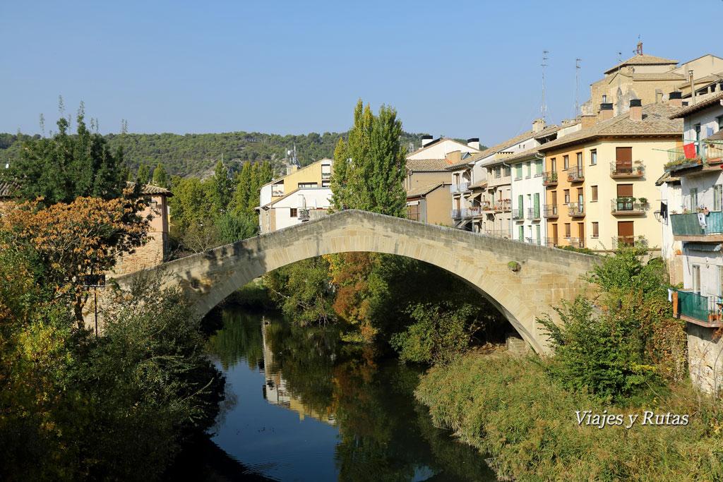 Puente de la cárcel, Estella-Lizarra