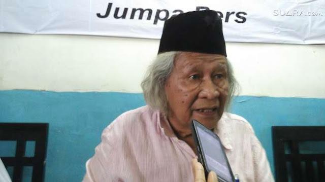 Ahok Ingatkan Penjual Hewan Kurban Tak Ganggu Lalu Lintas, Ridwan Saidi Meradang!