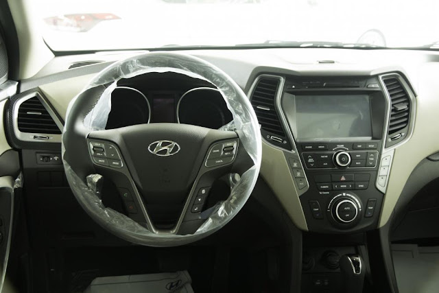 Giới thiệu Hyundai SantaFe 2.2L máy dầu phiên bản đặc biệt AWD ảnh 12