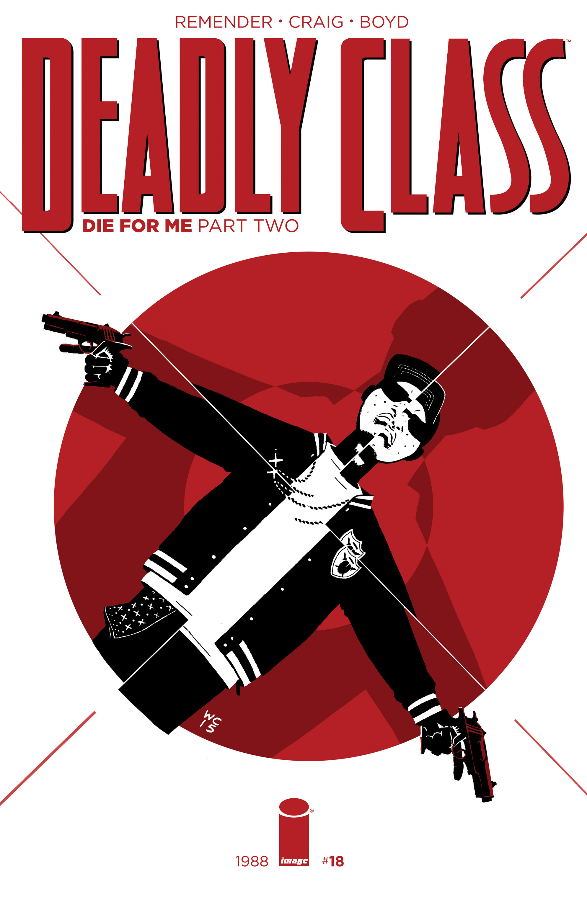 Deadly Class 18 Page 1