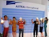 PT Astra International Tbk - Recruitment For Astra Graduate Program Astra Group February 2016