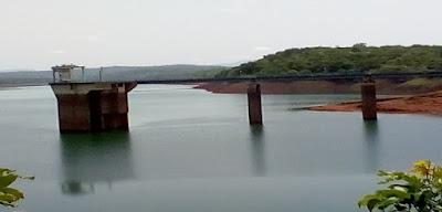 Société: Kindia, la visite de terrain du Ministre  de l'énergie et de l'hydraulique sur le site de Garafiri 2