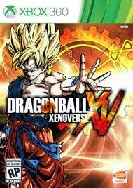 Dragon Ball: Xenoverse (X-BOX 360) 2015