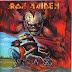 Encarte: Iron Maiden - Virtual XI