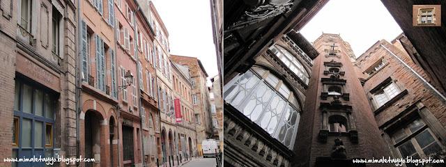 Hôtel de Boyssons et de Cheverry en Toulouse