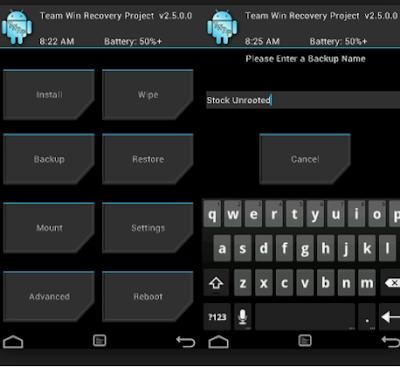 Cara Install CWM Recover Tanpa PC di Android