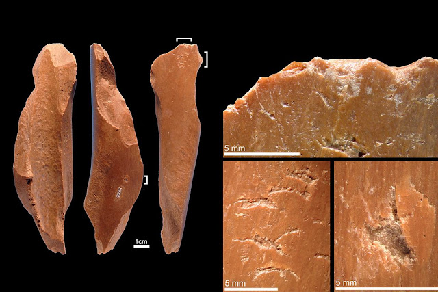 Discovery of 115,000-year-old bone tools in China