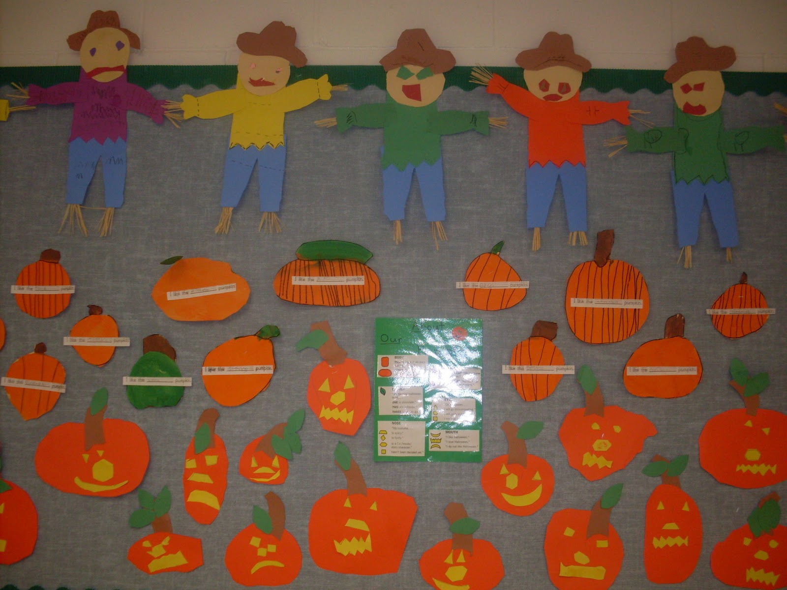 Kindergarten Days Fun Fall Activities