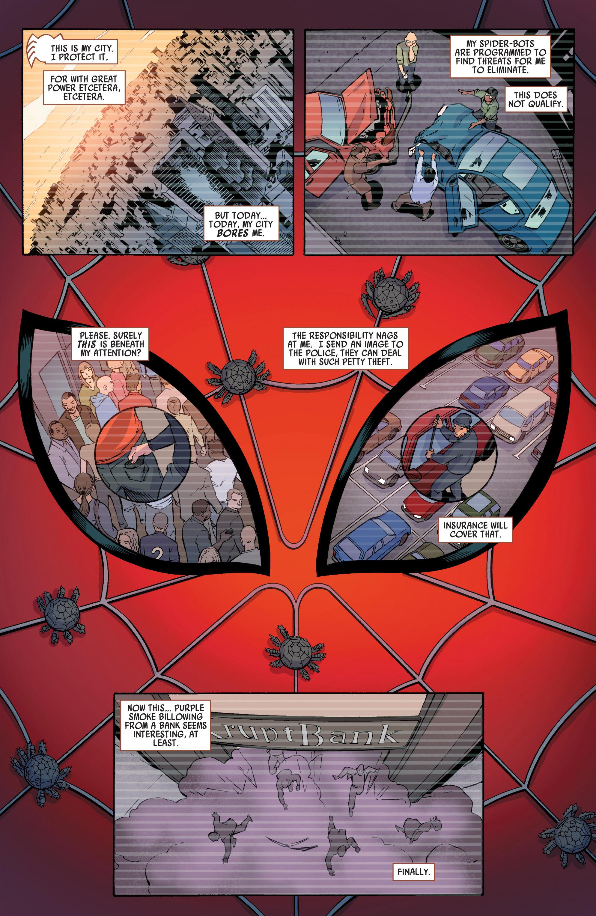 Avenging Spider-Man #23 #25 - English 3