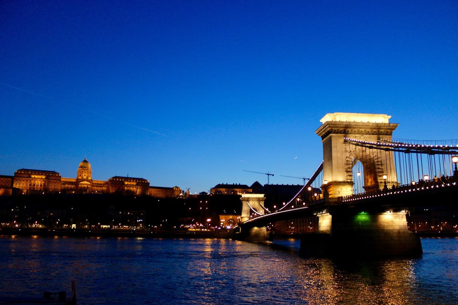 budapest city bridge