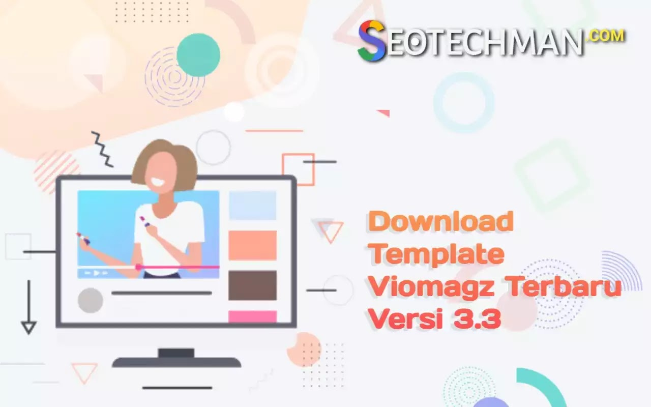 Best Free Download, Template Viomagz New Version 3.3 100% SEO