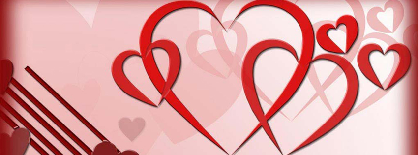 Happy Valentine's Day Facebook Covers Photos Free Download