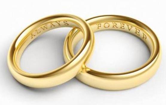 Anillo de matrimonio contra el adulterio