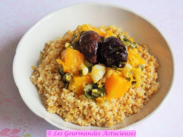 Comment faire un Tajine vegan ?