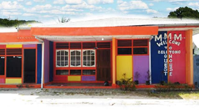 MMM  Gueshouse Belitung Murah