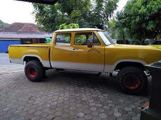 DIJUAL Pickup Dodge double cabin Harga Murah
