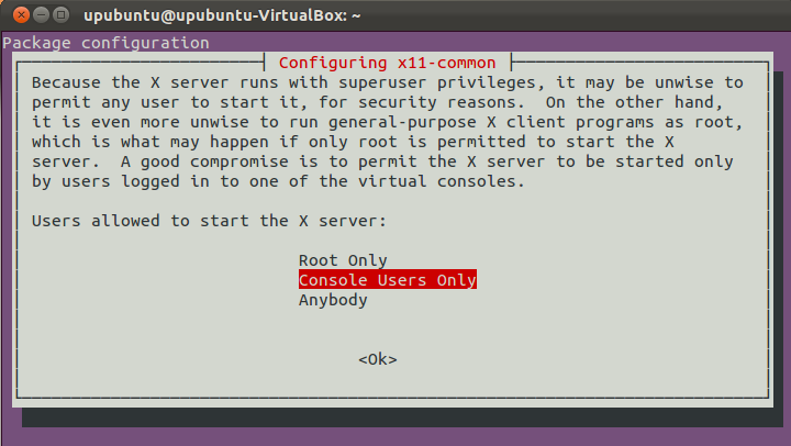 How To Configure The X Server To Accept All Users - Ubuntu