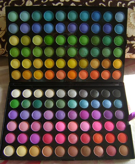 Journey Of An Aspiring Makeup Artist Review And Swatches
