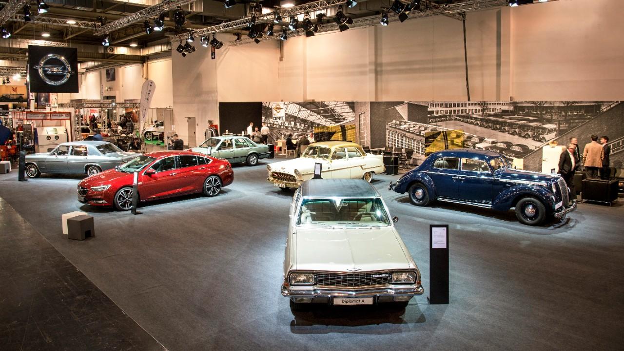 Η Opel στην παγκοσμίως μεγαλύτερη έκθεση για κλασικά αυτοκίνητα
