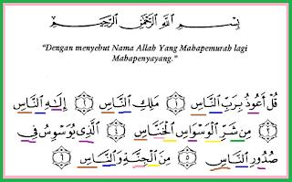 Contoh Ikhfa Hakiki Dalam Al Qur An Masrozak Dot Com