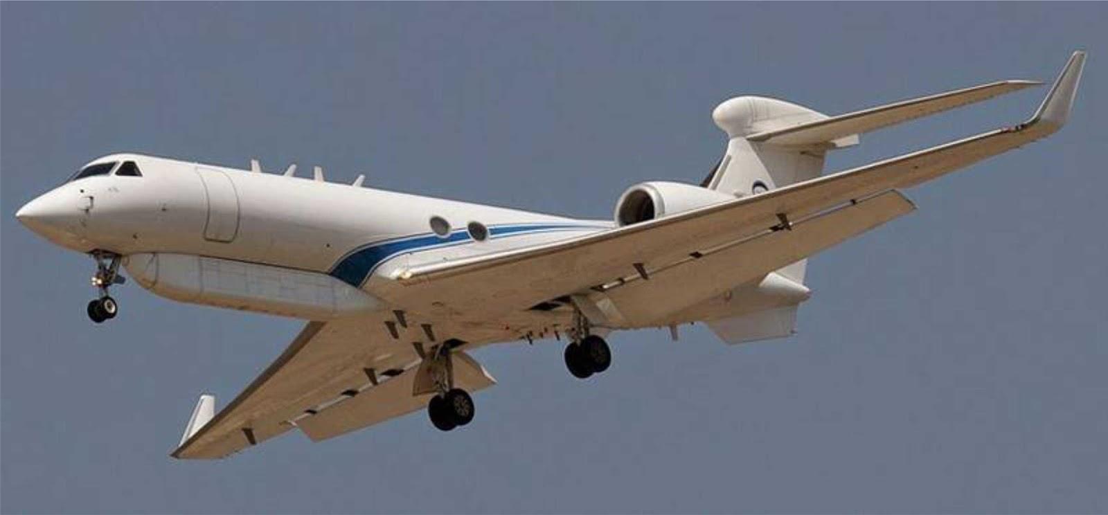 Australia akan membeli pesawat EW berdasarkan Gulfstream G550