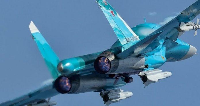H ρωσική αεροπορία κέρδισε τη μισή Συρία για τον Άσαντ