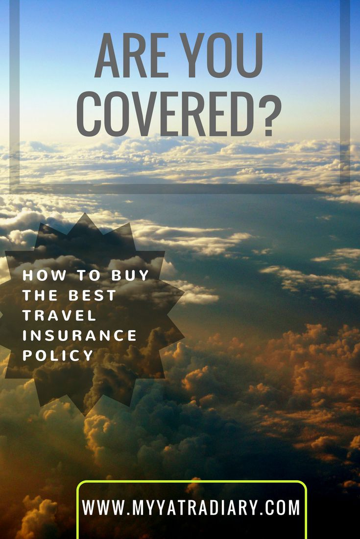 Are You Covered_How to buy the best travel insurance policy India