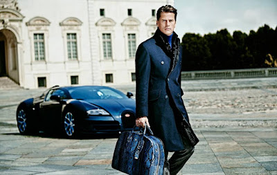 Bugatti, Ettore Bugatti, Mark Vanderloo, supermodel, AW15, Fall 2015, Suits and Shirts, menswear, luxury,