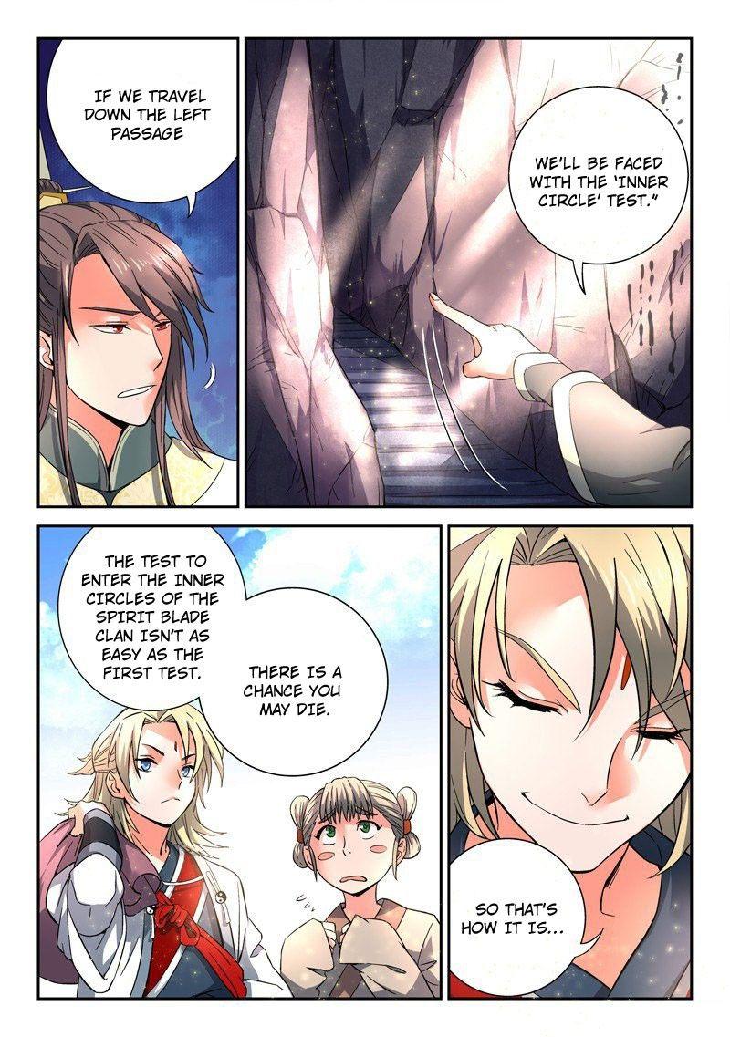 Spirit Blade Mountain - Chapter 6