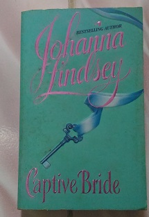 Captive Bride by Johanna Lindsey