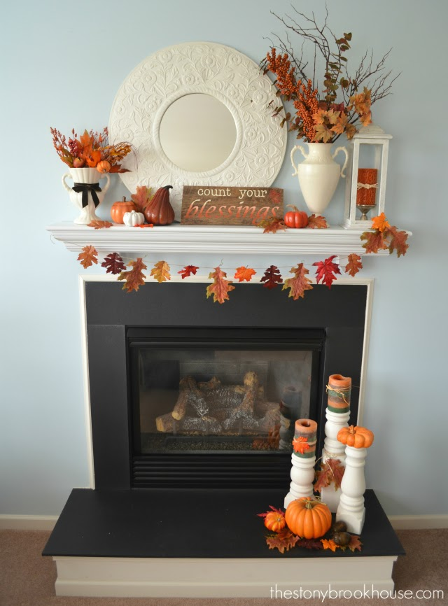 2016 fall decor