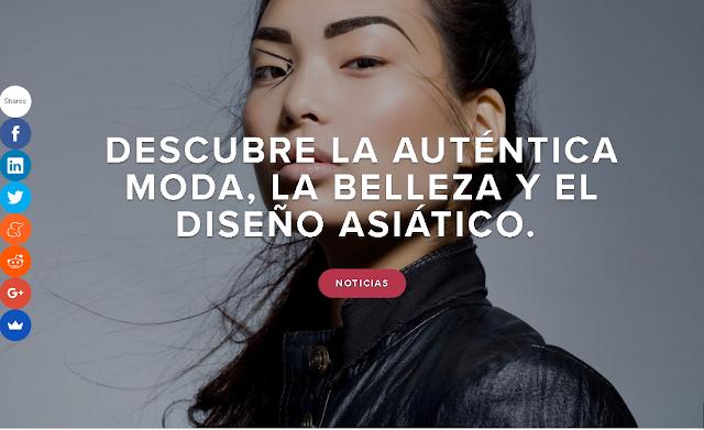 Fashionable Asia - blog moda y belleza Asiática