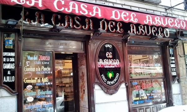 De tapas por Madrid, en la Puerta del Sol