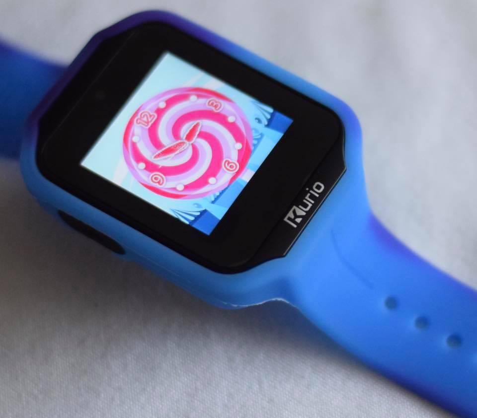 kurio watch messenger app