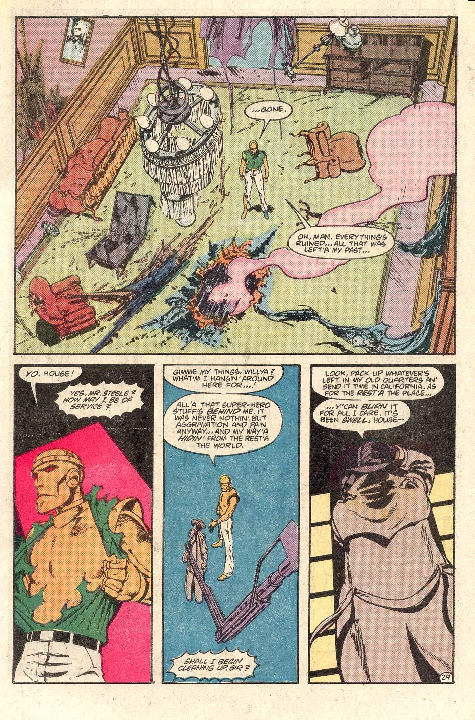 Read online Secret Origins (1986) comic -  Issue # _Annual 1 - 30