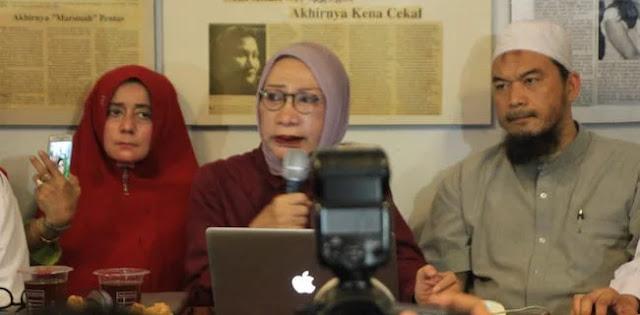 Kasus Ratna Sarumpaet Bikin Publik Tak Percaya Prabowo dan Jokowi