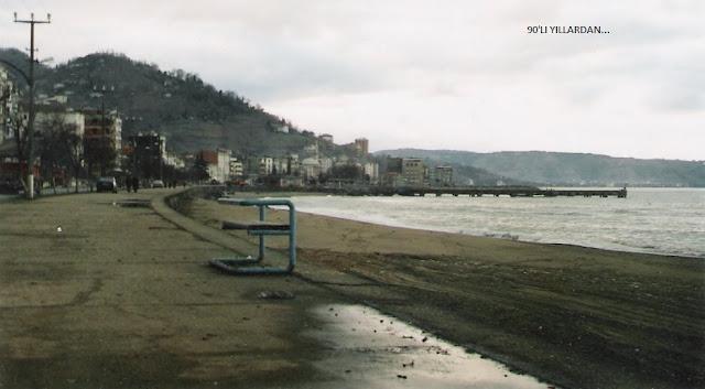 sürmene sahil