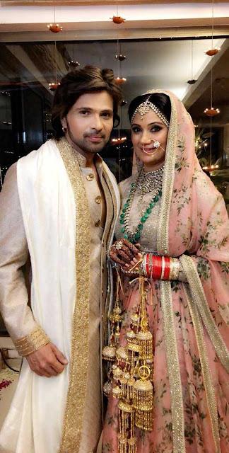 Newlywed-Himesh-Sonia